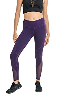 Mono B Womens Slim Fit Basic Capri Leggings at Amazon ...