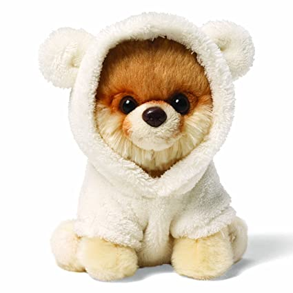 GUND Itty Bitty Boo in Bear Suit 5u0026quot;  sc 1 st  Amazon.com & Amazon.com: GUND Itty Bitty Boo in Bear Suit 5