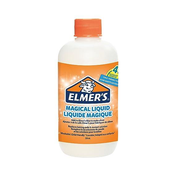 Magische Flüssigkeit von Elmer