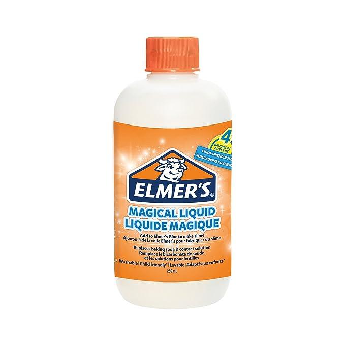 Elmers Glue Slime Magical Liquid Slime Activator Solution Ideal