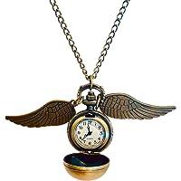 Asistente de pel'cula m‡gica Inspirado reloj de bolsillo
