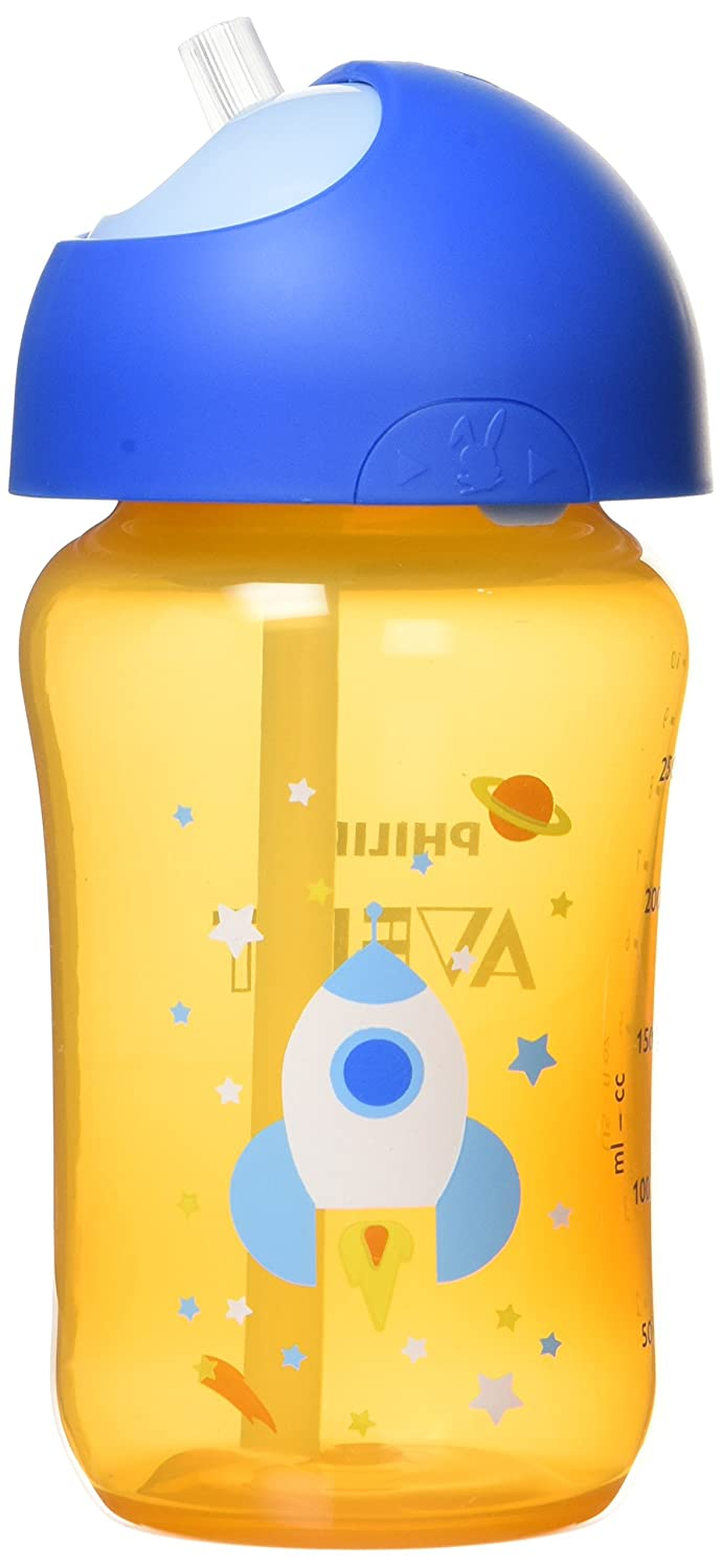 Philips Avent Twist n Sip Cup with Straw 12oz, SCF762/10