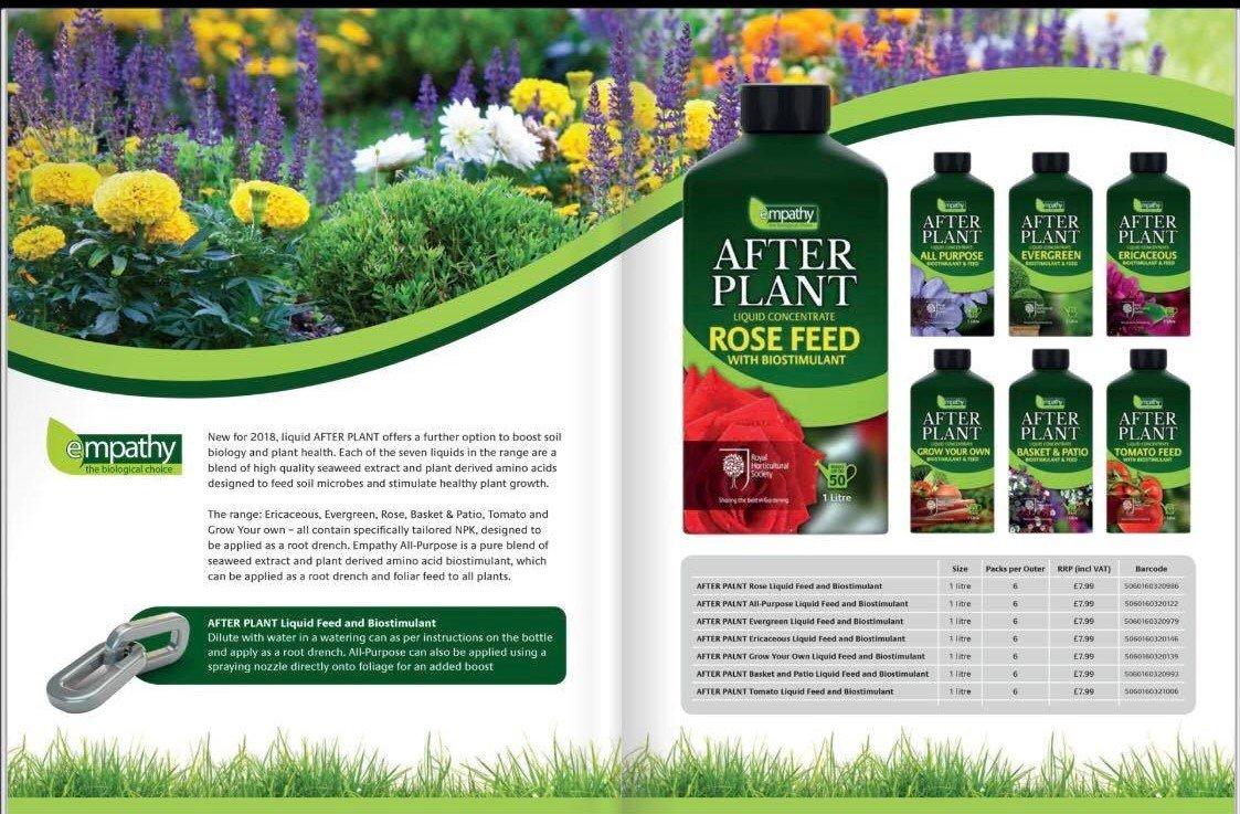 Plantworks Ltd Empathy 1l All-Purpose Liquid Seaweed Stimulant