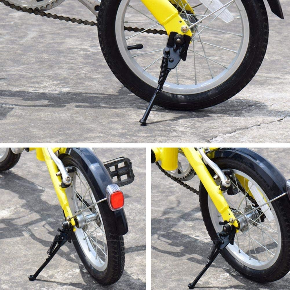 Children Bike Side Kickstand Foot Bicycle Parking Stand Support/&