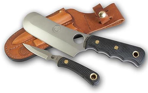 Knives Of Alaska 00003FG Brown Bear Combo Set