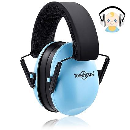 Child Kids Folding Ear Defenders Noise Reduction Protectors Muff Children Baby U