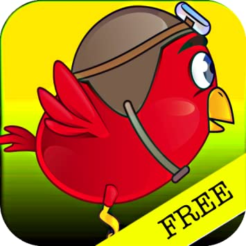 Amazon.com: Flashy Bird (not Flappy Bird) The Clumsy Red ...