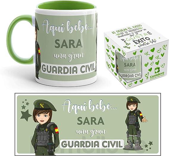 Kembilove Taza de Café de la Mejor Guardia Civil del Mundo ...