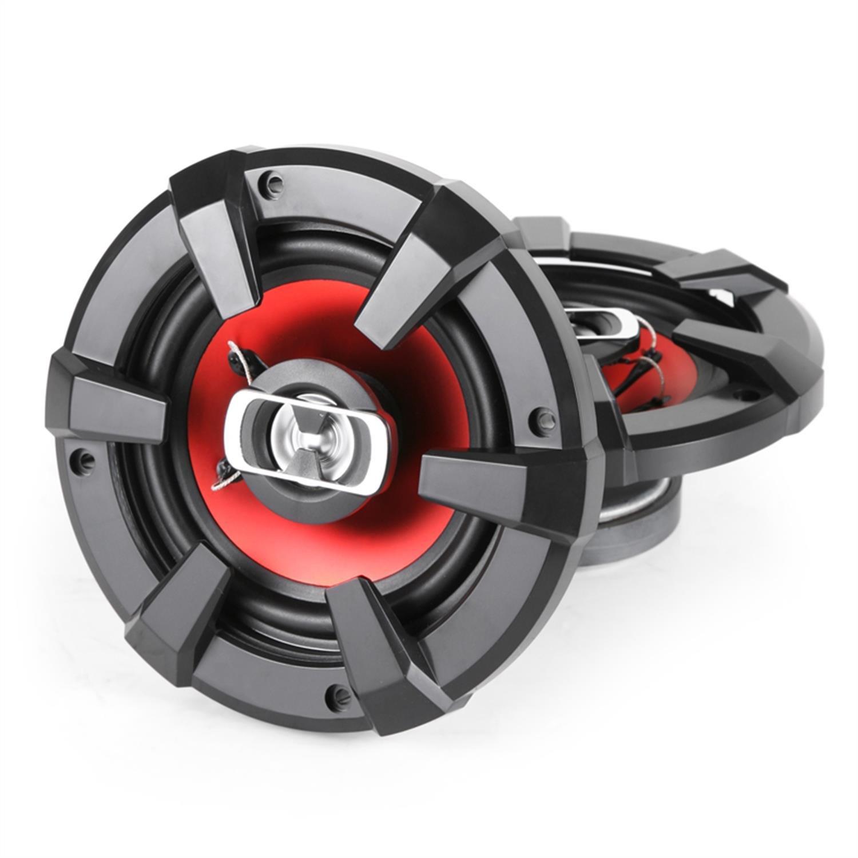 Auna CS-Red-6 - Altavoz para coche (6'/16 cm, 1200 W, 2 unidades)