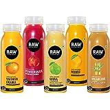 Raw Pressery Juice Pack - Orange/Pomegranate/Guava/Mango/Sugarcane (250ml)