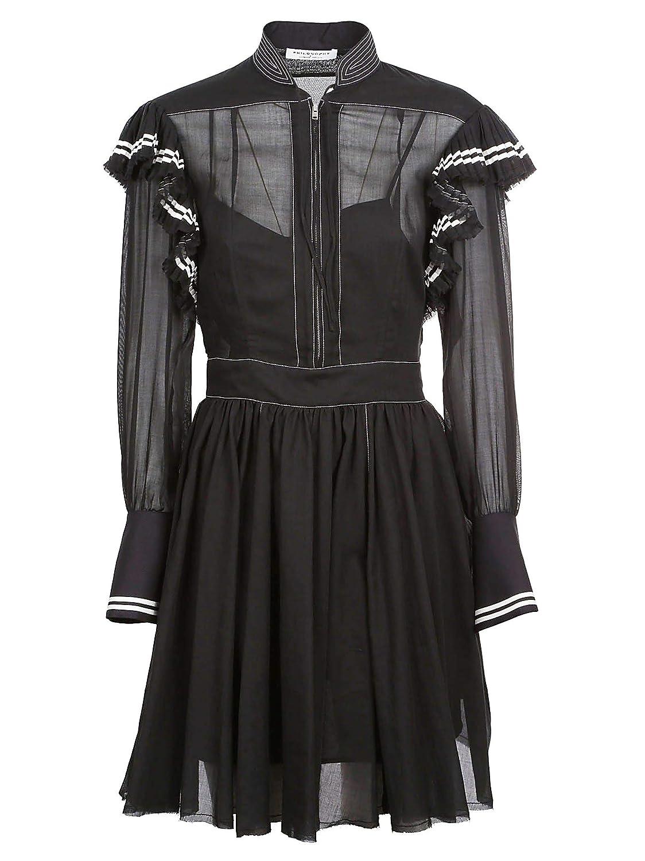 Philosophy Women's 04442121A0555 Black Cotton Dress