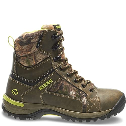 185538d864a Amazon.com | Wolverine Women's Sightline 7 Inch Hunting Boot | Ankle ...