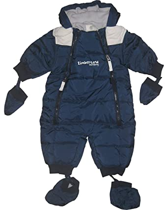 huge inventory united kingdom low priced Timberland Schneeanzug-81 - Babymode : Baby-Jungen: Amazon ...