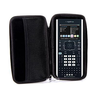 Étui de protection pour les calculatrices et les calculatrices graphiques de Texas Instruments, pour le modèle: TI Nspire CX