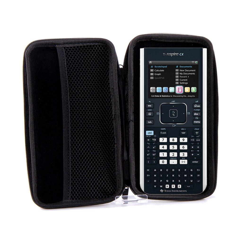 Funda protectora para las calculadoras y las calculadoras gráficas de Texas Instruments