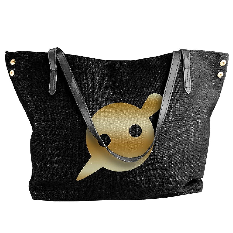 Knife Party Gold Logo Handbag Shoulder Bag For Women