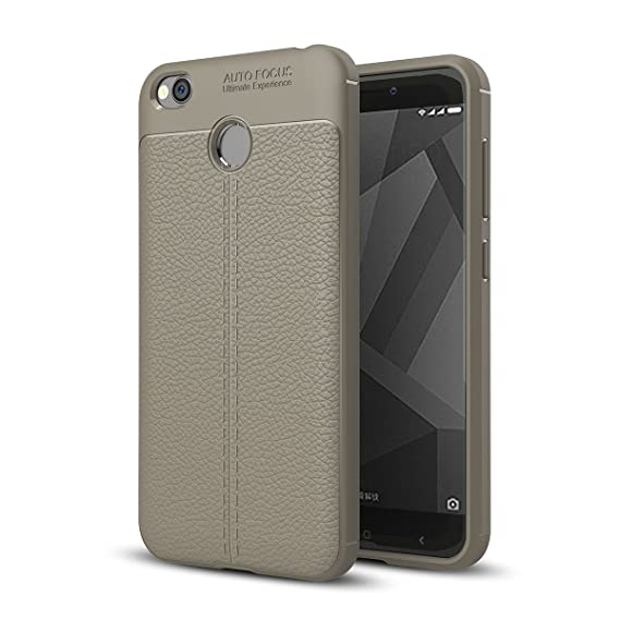 new concept 74fc1 1cb2b Amazon.com: XIAOMI RedMi 4X Case, Tianqin Ultra Light Shock Proof ...