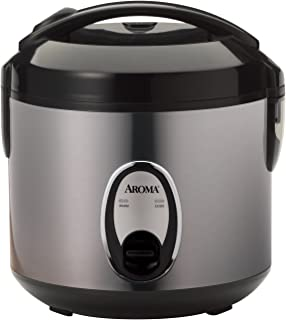 amazon com aroma housewares 60 cup (cooked) (30 cup uncookedaroma arc 914sb 8 cup (cooked) rice cooker