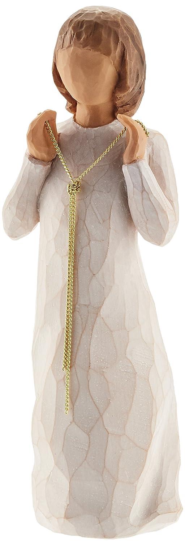 Willow Tree Truly Golden Hand Painted Sculpture Figure Demdaco 26220 56577869304