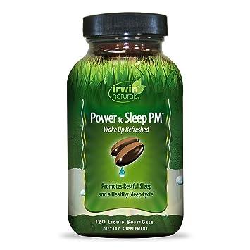 Amazon.com: Irwin Naturals Poder a dormir PM la Economía ...