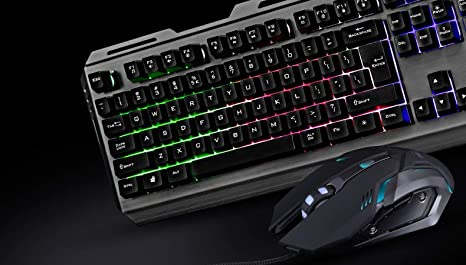 EXTR ANT Line Mouse and Keyboard Set Home Notebook Office USB Mouse USB Keyboard Color : 1