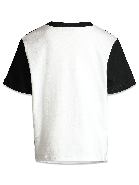 Marvel Avengers Black Panther Spiderman Boys T-Shirt /& Shorts Clothing Set