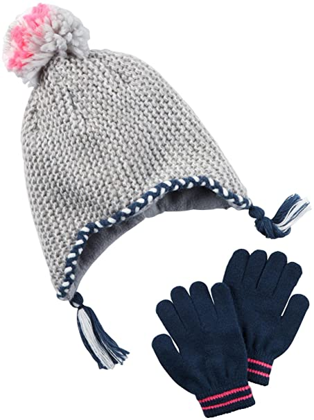 Amazon.com  Carter s Girls  Winter Hat-Glove Sets D08g114 721b20a9005