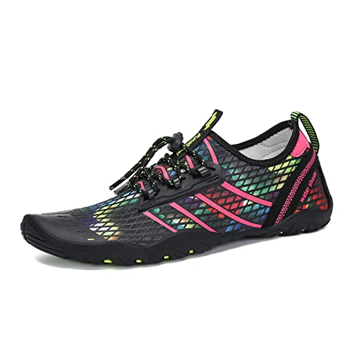 Mishansha Mens Womens Water Shoes Review