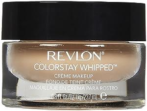 Revlon ColorStay Whipped Crème Makeup, Toast 410
