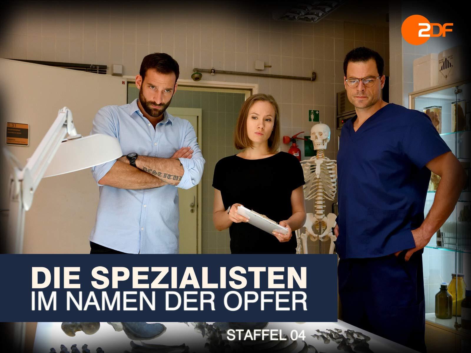 Die Spezialisten Staffel 4