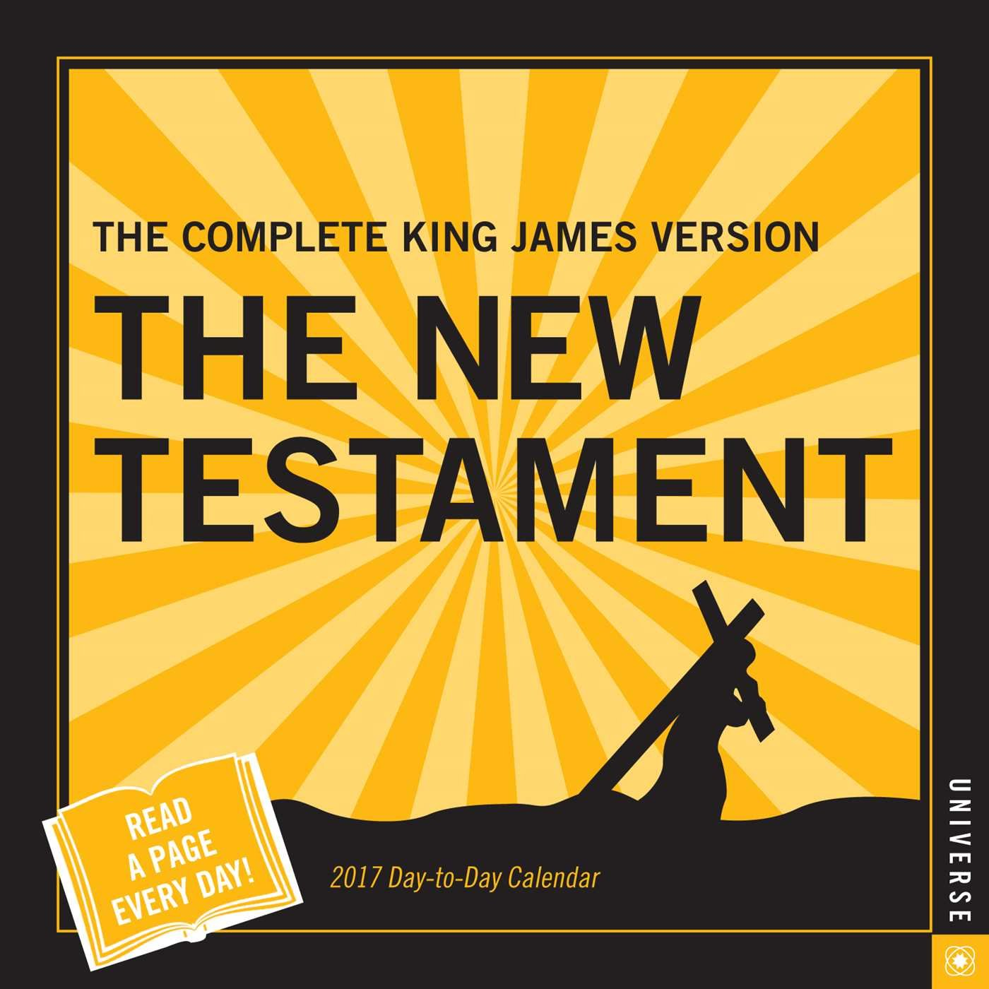 Download The New Testament 2017 Book-in-a-Year Day-to-Day Calendar PDF
