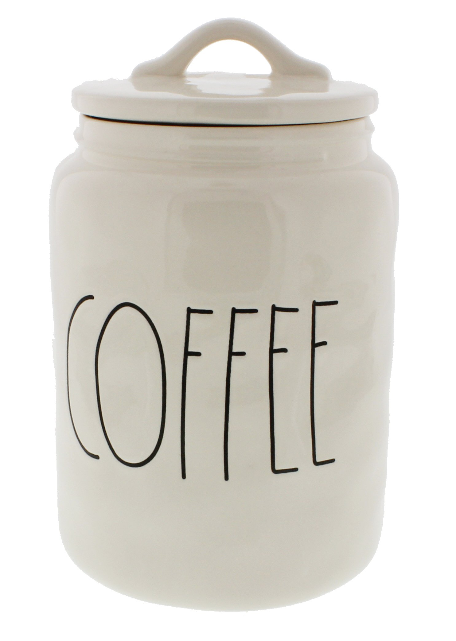 Rae Dunn Magenta COFFEE Canister