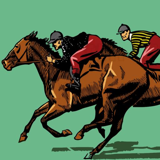 Horse City Racing - Foal Throw