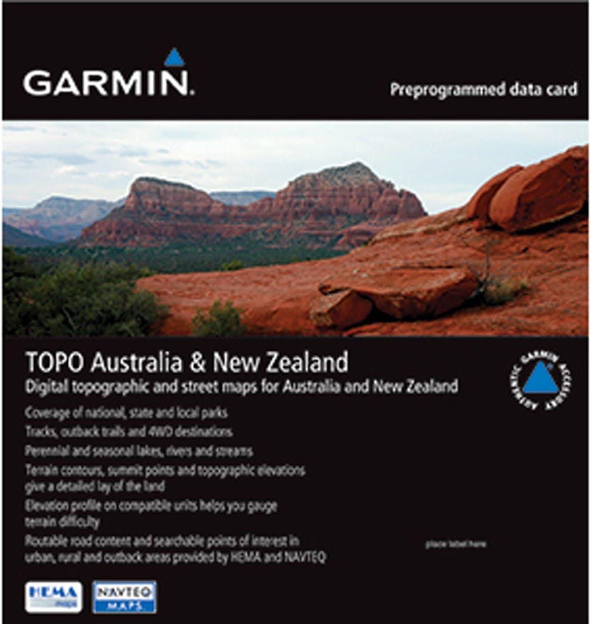 Garmin Topo Australia & New Zealand: Amazon.es: Electrónica