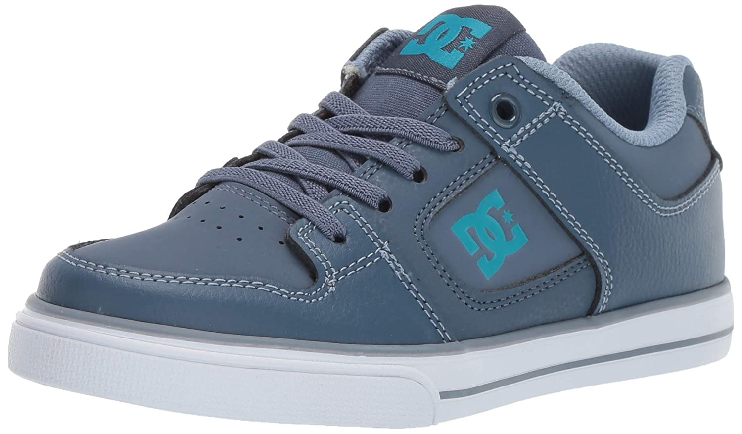 Leather Shoes for Kids ADBS300267 DC Shoes Pure