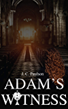 Adam's Witness: A Thrilling Mystery, Crime and Romance Novel (Adam and Grace Book 1)