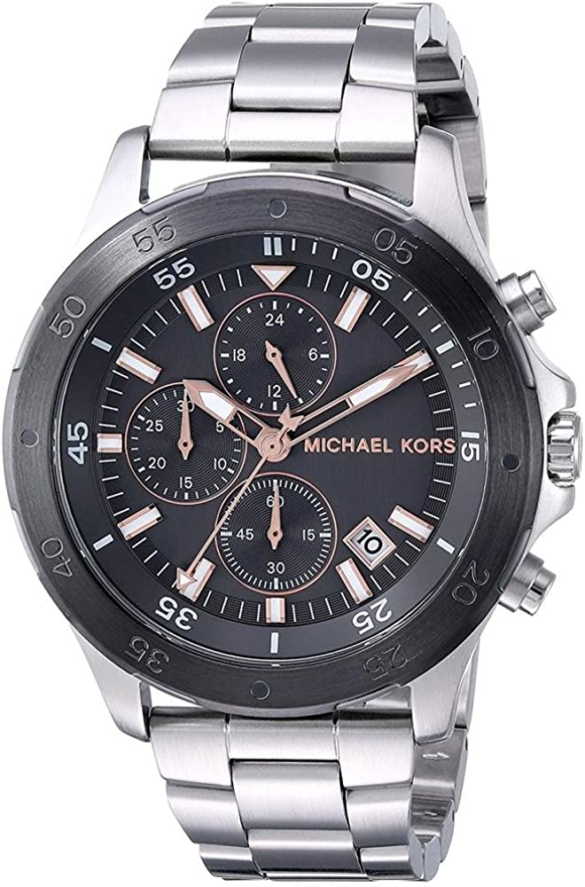 Michael Michael Kors - Michael korscronã³grafo - Silver-Coloured