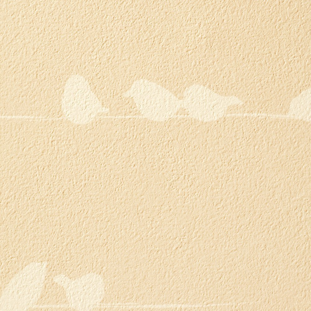 ルノン 壁紙48m フェミニン 幾何学 オレンジ パターンタイプ RH-9671 B01HU2LK22 48m|オレンジ