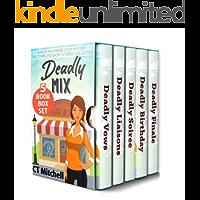 Deadly Mix: A Kate Mackenzie Cozy Mystery: 5 Book Box Set (Bakery Detectives Mystery Series 6)