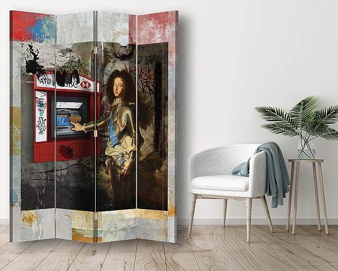carowall CAROWALL.COM Foto Biombo Arte Victoriano 4 Paneles ...