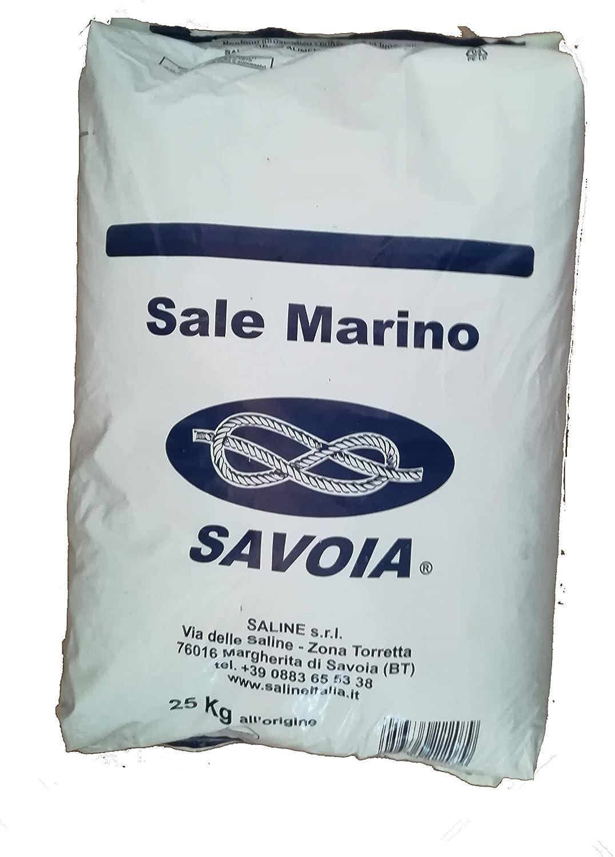 Saco de sal marina de granos para suavizante y purificador, filtros de agua doméstica y piscinas, 25 kg: Amazon.es: Bricolaje y herramientas