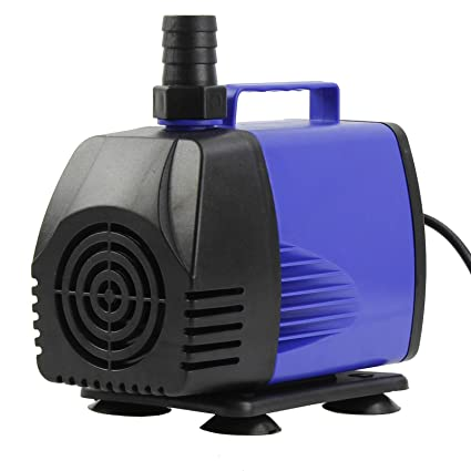 Pet Supplies Pumps (water) Submersible Water Pump Adjustable Powerhead Aquarium Fish Tank Fountain 90 Gph