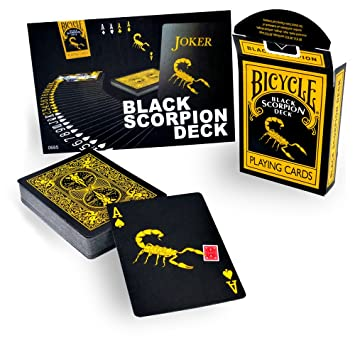 Amazon magic makers black scorpion deck toys games magic makers black scorpion deck sciox Image collections