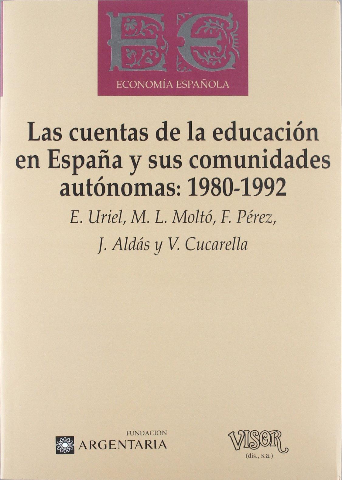 Cuentas de la Educación España: Amazon.es: Uriel Jiménez, Ezequiel: Libros
