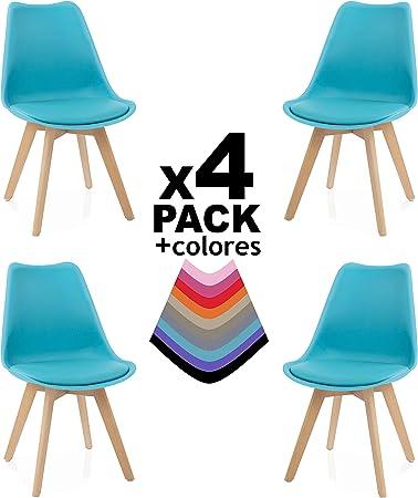 Medidas silla Beench: 49 cm (ancho) x 83 cm (alto) x 53,5 cm (fondo).,Silla ergonómica, original y p
