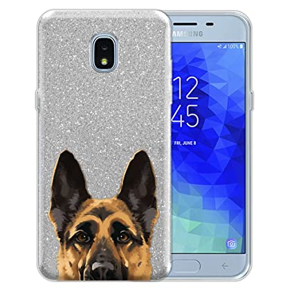 Amazon.com: WIRESTER - Carcasa de TPU para Samsung Galaxy J3 ...
