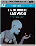 La Planete Sauvage [Masters of Cinema] (Dual Format Edition) [Blu-ray] [1973]