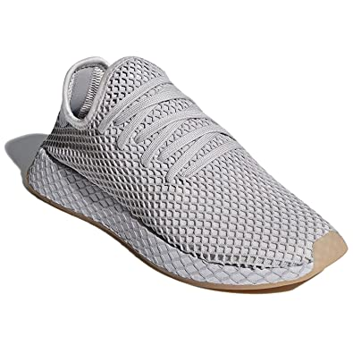 e69e89bbfb175 adidas Kids Unisex Originals DEERUPT Runner Shoes (CQ2936) (3.5 Big Kids US)