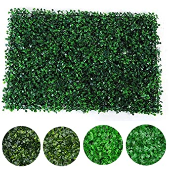 MJJEsports 40X60Cm Planta Artificial Valla Pared Panel Vertical Jardín Decoraciones Follaje Hedge - #2: Amazon.es: Industria, empresas y ciencia