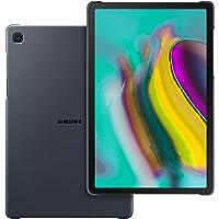 Samsung Galaxy Tab S5e T720 (10,5 Zoll) Wi-Fi schwarz + Slim Cover (EF-IT720) für Galaxy Tab S5e